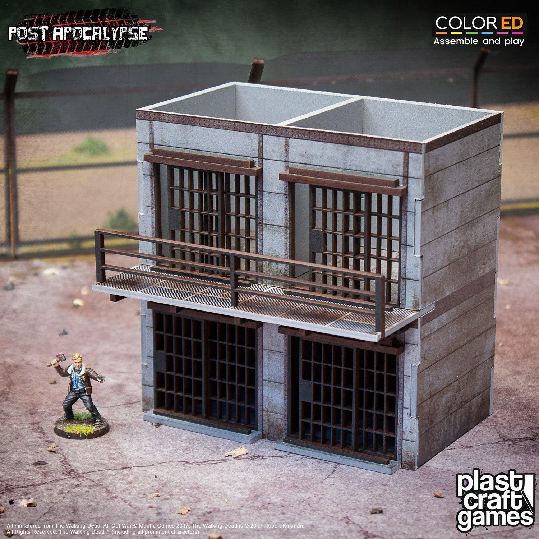 囚人セル B07958KKF8