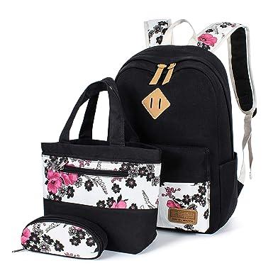 Amazon.com: Leaper Mochilas para adolescentes niñas ...