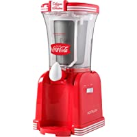 Amazon.com deals on Nostalgia Coca-Cola 32 oz Single Speed Slush Machine Blender