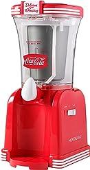 Nostalgia RSM650COKE 32-Ounce Slush Drink Maker, 32 oz, Coke Red