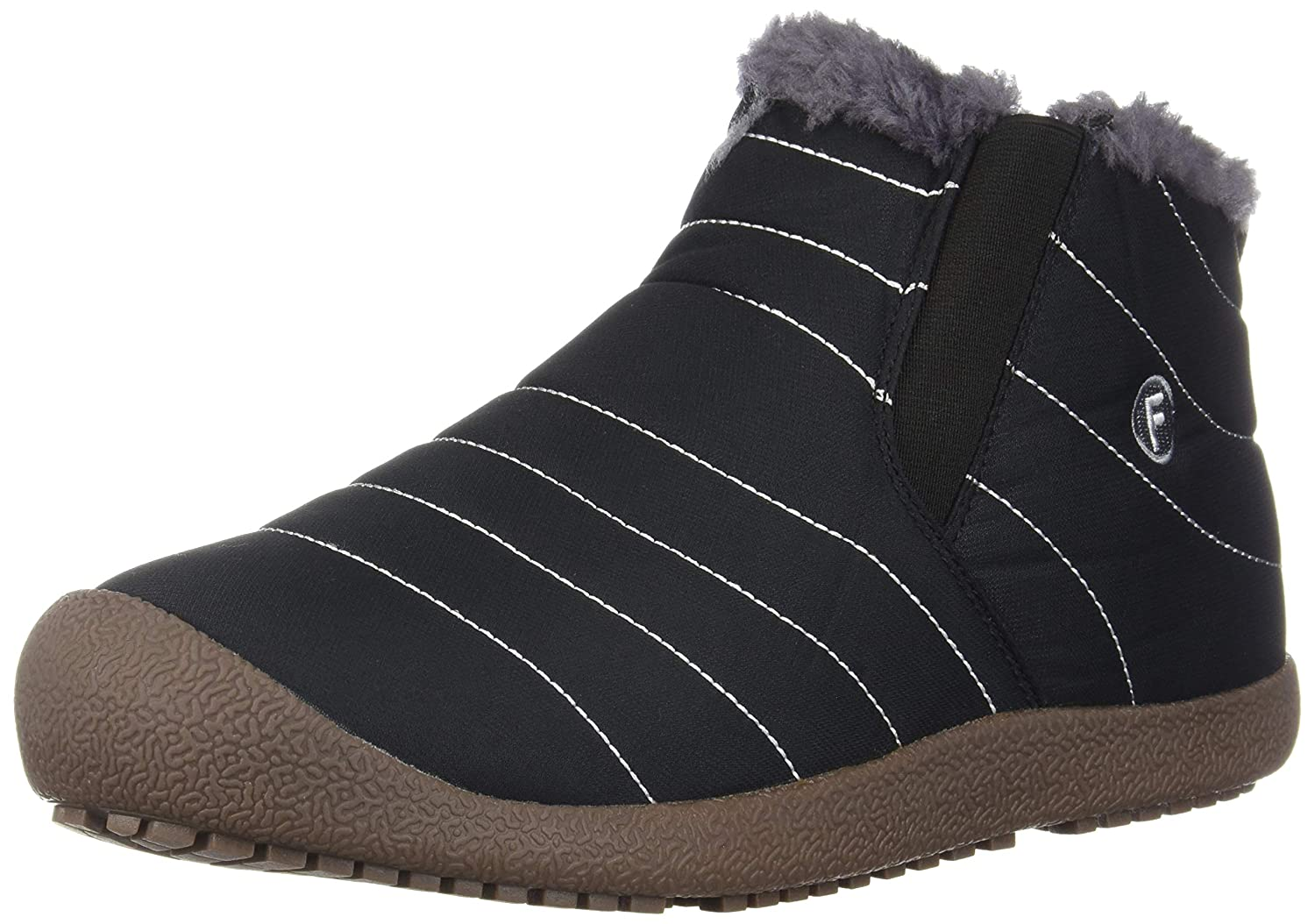 4acaab060704b1 YIRUIYA Mens Anti-Slip Snow Boots with Fully Fur Lined High Top/Low Top  Winter Warm Sneakers: Amazon.ca: Shoes & Handbags