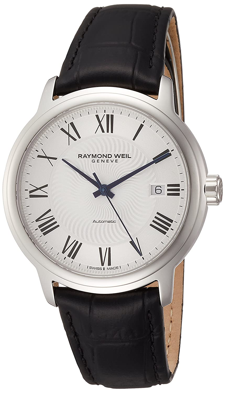 [レイモンドウェイル]RAYMOND WEIL 腕時計、MAESTROマエストロ、自動巻き3針&クラシックウォッチ 2237-STC-00659 メンズ 【正規輸入品】 B0742GQWLN