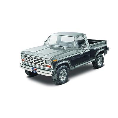 Revell Ford Ranger Pickup Truck Model Kit: Toys & Games