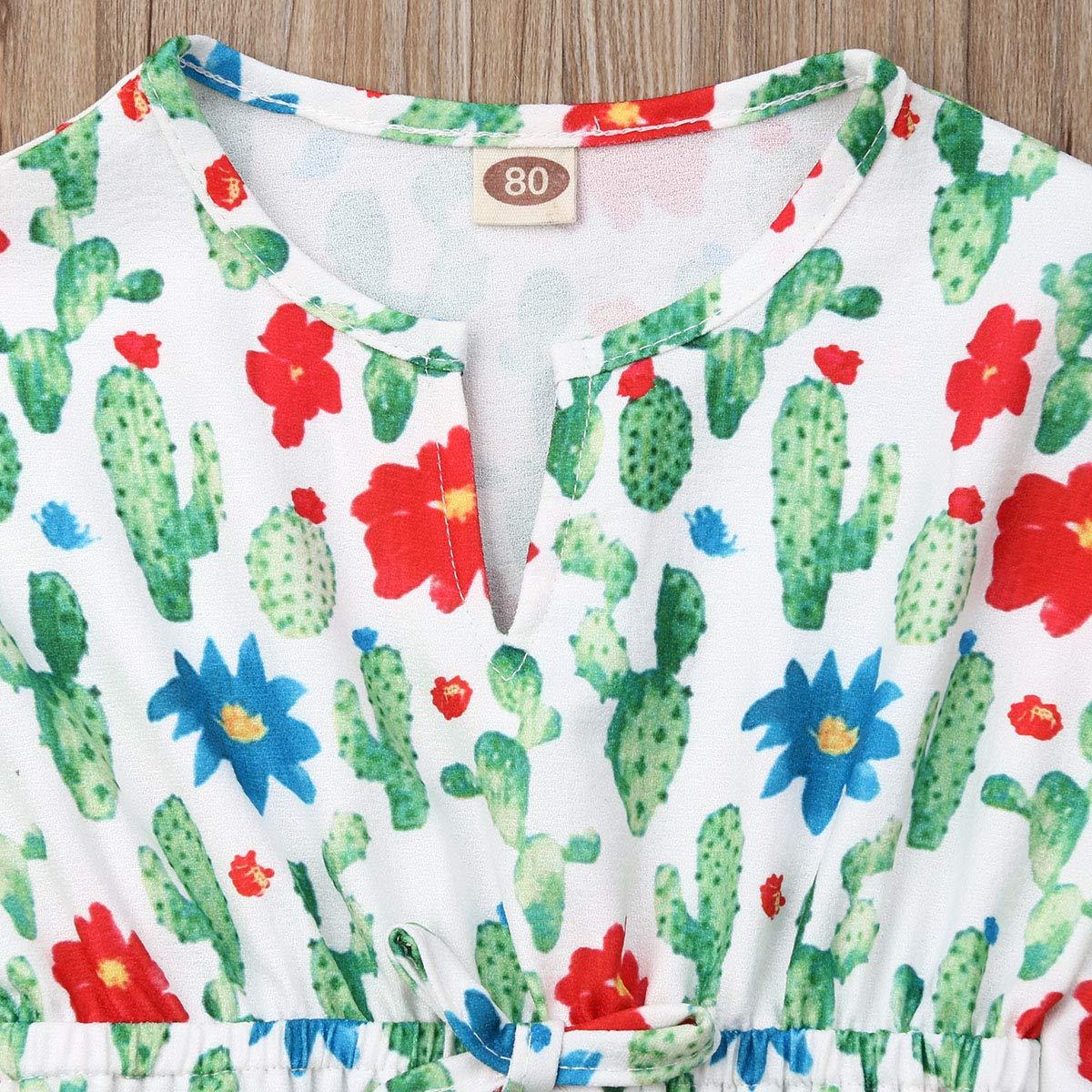 Koloyooya Fashion Toddler Baby Girls Swimwear Cover-Up Sundress Swimsuit Poncho Wraps Beach Dress Tops.