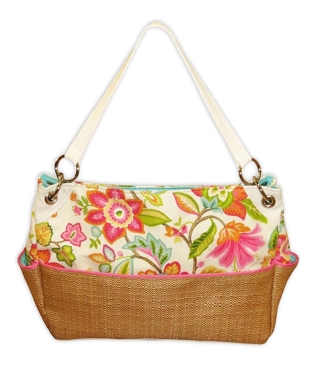 Amazon.com : Chic bolsa de pañales, Wonderama y paja : Baby