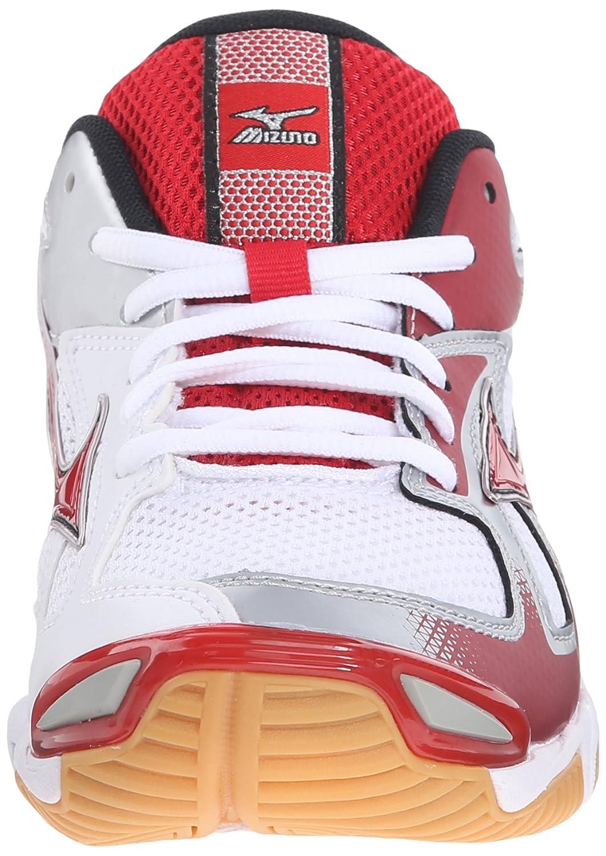 270a5a07806 Mizuno Mizuno Wave Bolt 5 Volejbalová obuv 5 Bílá  Červená Červená d33a3da  - norli.site