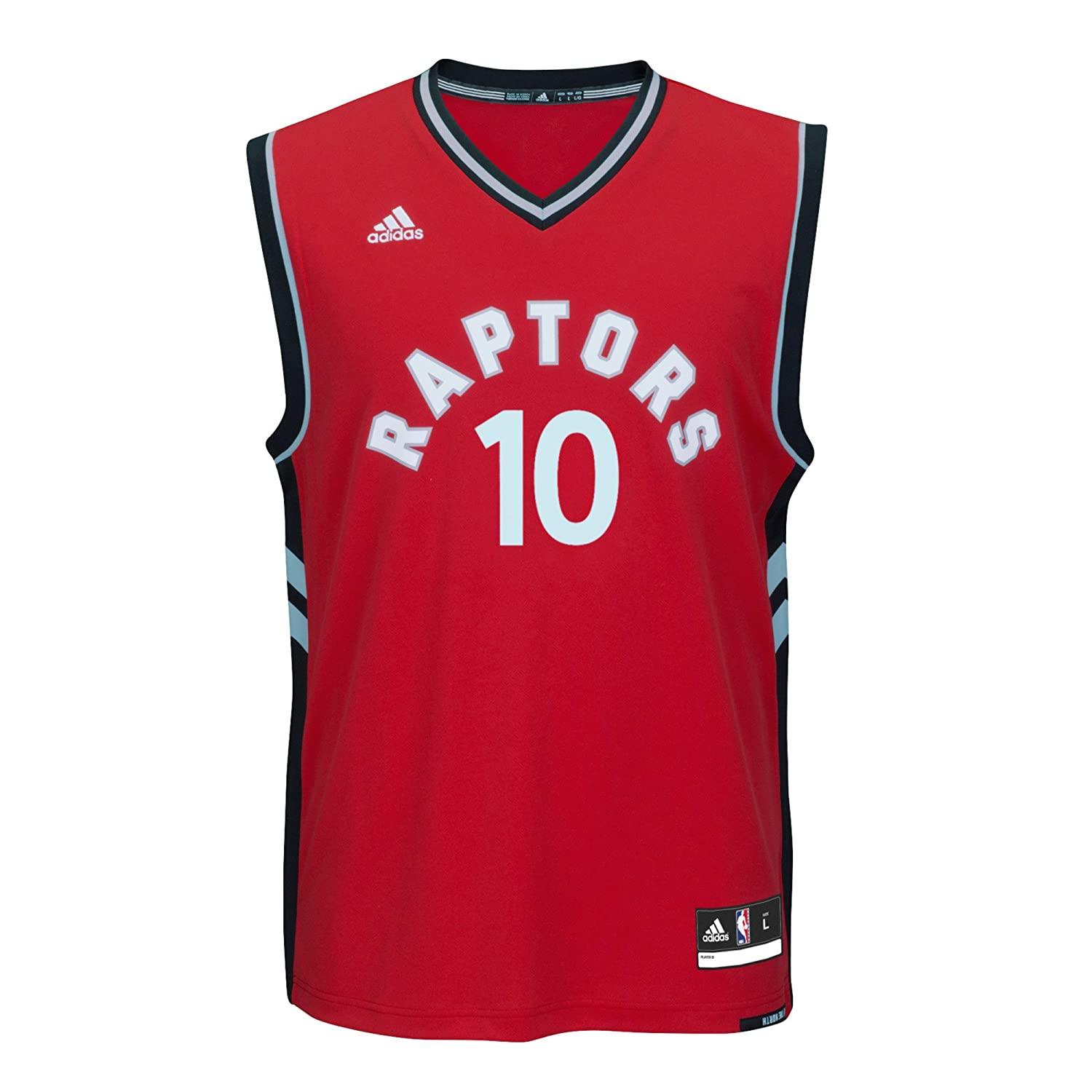 reputable site 39b60 b818c delicate NBA Toronto Raptors DeMar DeRozan #10 Men's Replica ...