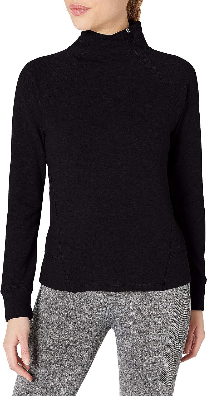 Danskin Women's Max 61% OFF Limited time sale Slant Pullover Zip