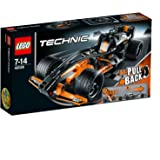 LEGO Technic 42026 - Black Champion