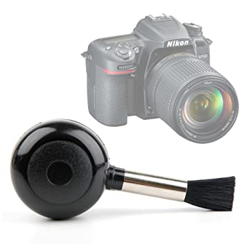 DURAGADGET Bomba Limpiador De Lentes para La Cámara Nikon D7500 ...
