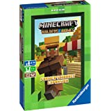 Ravensburger Minecraft: Builders & Biomes - Farmer's Market Expansion Strategy Board Game Ages 10 & Up - Amazon…