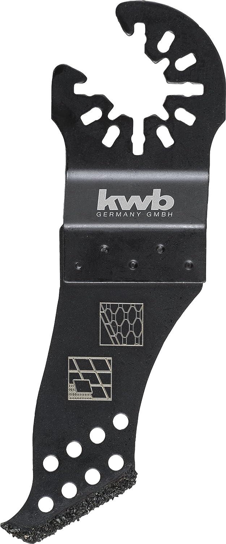 kwb AKKU-TOP Fliesen- und Fugenreiniger - Multitool Fugenkratzer aus Hart-Metall 708460
