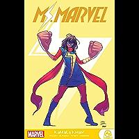 Ms. Marvel: Kamala Khan (Ms. Marvel (2014-2015)) (English Edition)