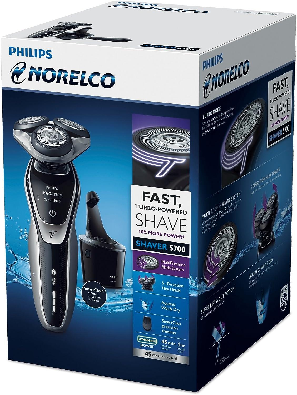 Philips Norelco Shaver 5700 S5370/84 - Afeitadora (Máquina de ...