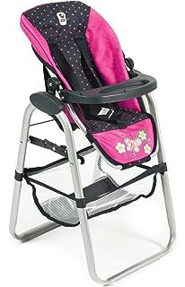 Bayer Chic 2000 655 12 - Silla para bebé, Puntos, Azul / Rosa