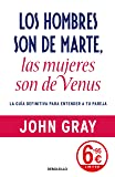 Los hombres son de Marte, las mujeres son de Venus: La guía definitiva para entender a tu pareja (CAMPAÑAS)