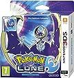 Pokémon : Lune - édition fan (Jeu + Steelbook) - édition limitée
