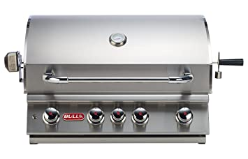 Bull Outdoor Products Bbq 47629 Angus 75 000 Btu Grill Head Natural Gas