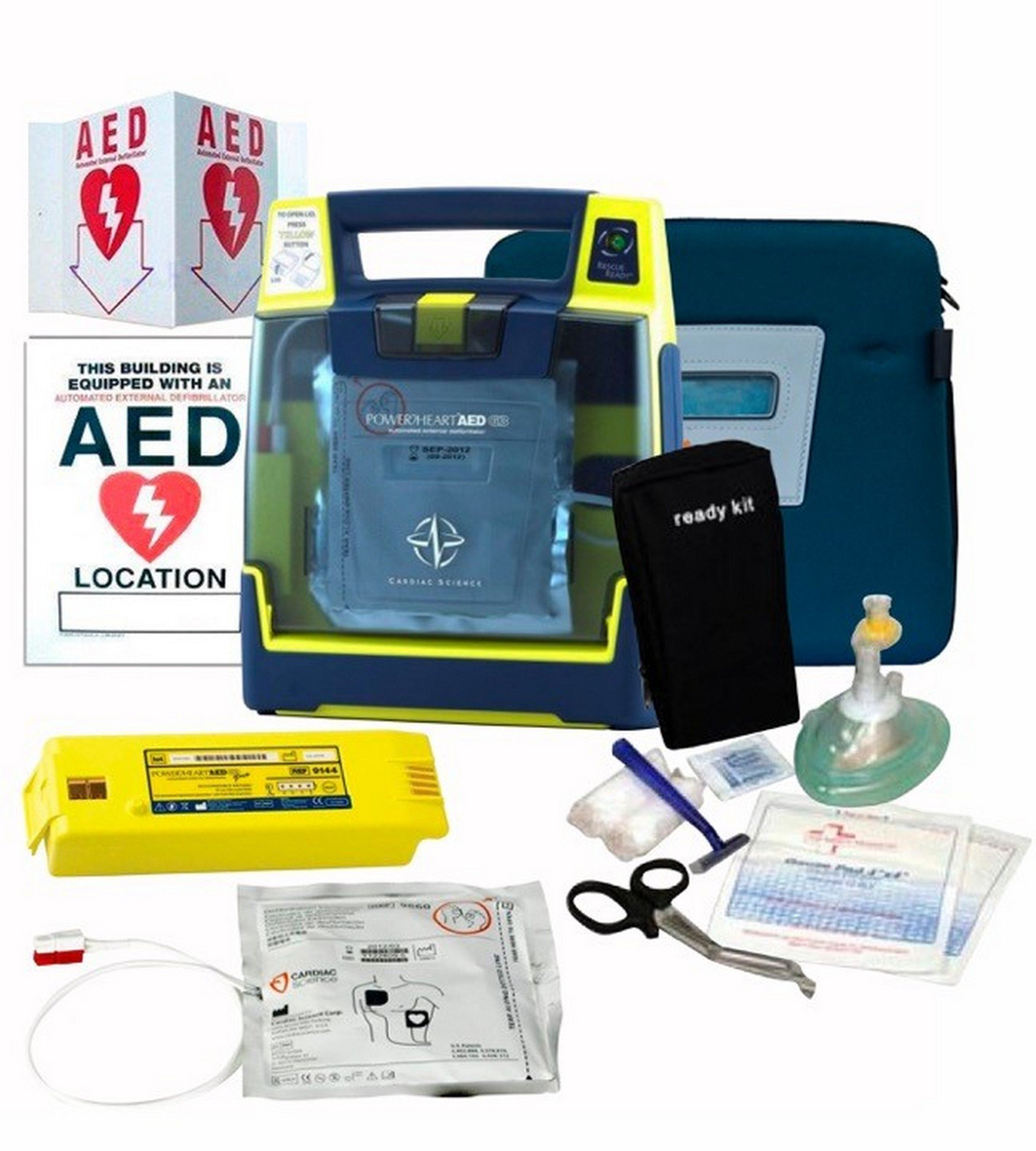 Workplace and Office Safety Kit w/ Management Program