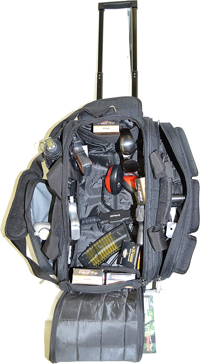Explorer Tactical Rangemaster Gun Range Bag Backpack