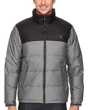 be181a79d5 The North Face Men s Nuptse Jacket (Sizes S - XL) - medium gray heather