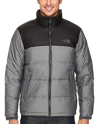 the north face nuptse jacke herren black