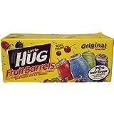Little Hug Fruit Barrels Original 20 Bottles Box Straws Included