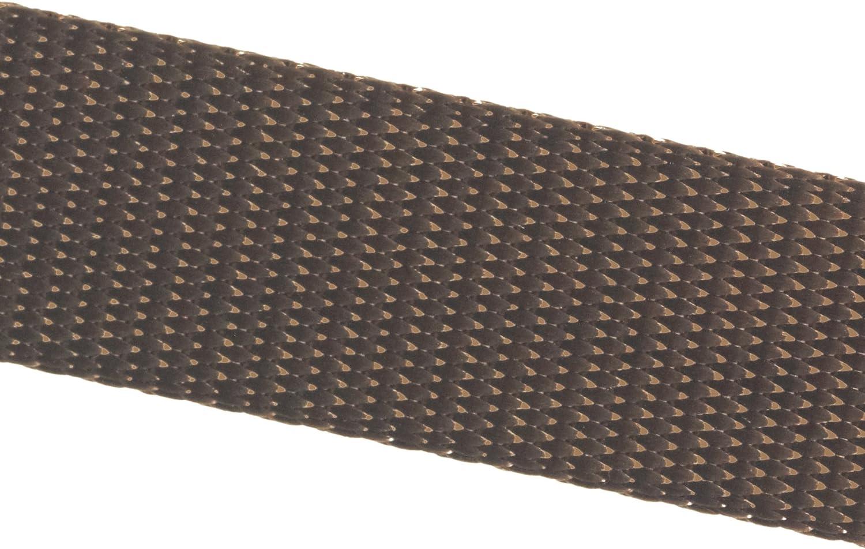 CHAPUIS SELLERIE SLA230 Harnais pour Chien Sangle R/églable Nylon Rouge 25 mm 70-90 cm Taille L