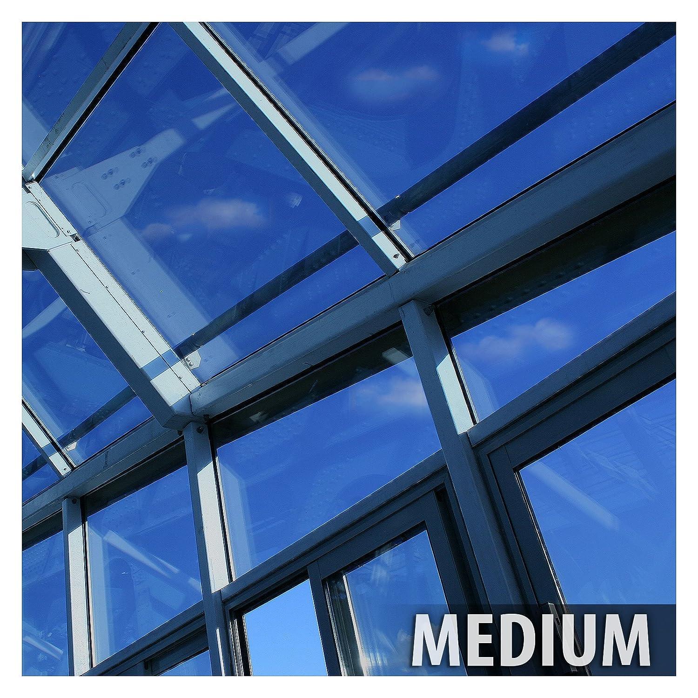 Medium BDF NA35 Window Film Sun Control and Heat Rejection N35 Black - 36in X 50ft
