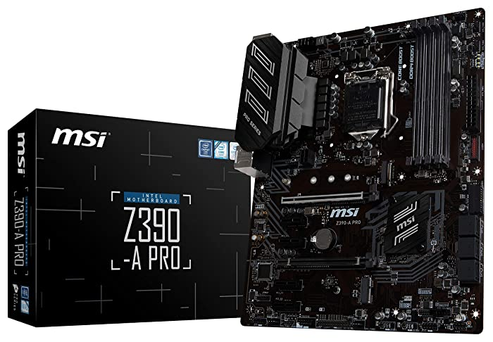 The Best Msi  Z370 Sli Plus Atx Lga1151