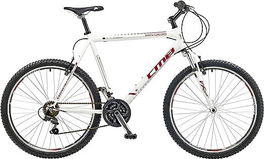 Coyote San Diego FS - Bicicleta para Hombre, 19 in, Color Negro: Amazon.es: Deportes y aire libre