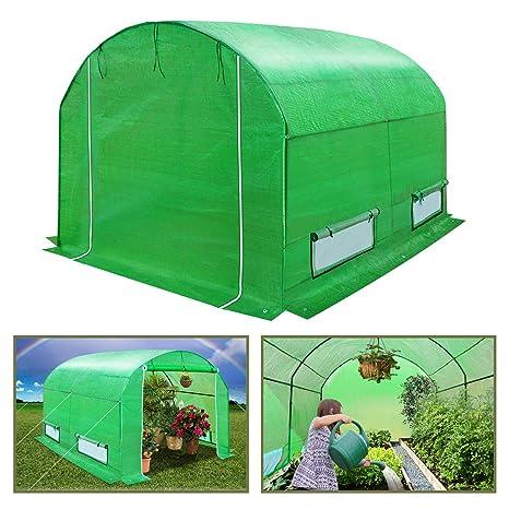 Amazon.com: benefitusa de casa verde 10 x7 x6 en grandes ...