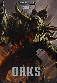 Codex orks warhammer 40 000 games workshop editor 9781841548524 codex orks english fandeluxe Gallery