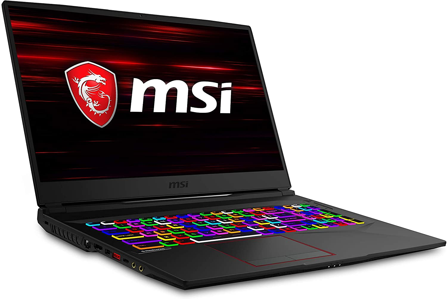 "MSI GE75 Raider 10SGS-222 17.3"" 300Hz 3ms Gaming Laptop Intel Core i9-10980HK RTX 2080 Super 32GB 1TB NVMe SSD Win10 VR Ready"