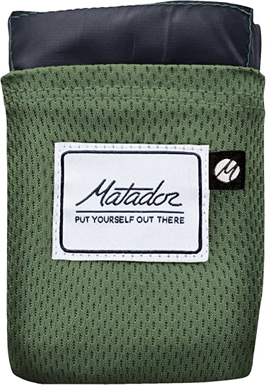 Matador Pocket Blanket 2.0 Alpine Green