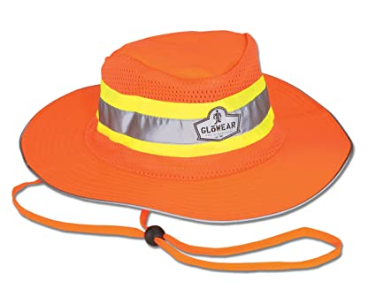 4e717da2 Image Unavailable. Image not available for. Color: Ergodyne GloWear 8935 High  Visibility Ranger Hat ...