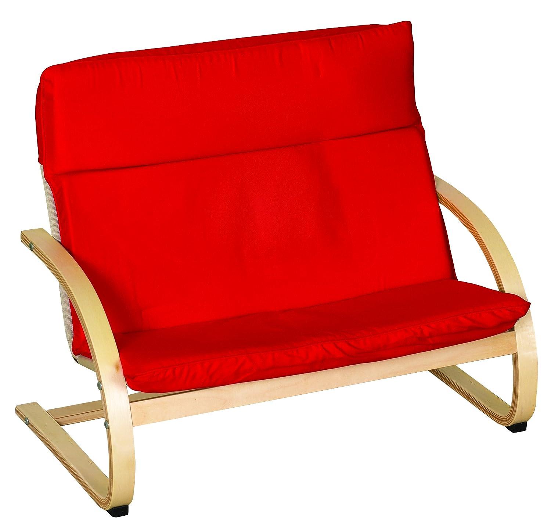 ECR4Kids Natural Bentwood Adult and Children s Furniture 5 Piece