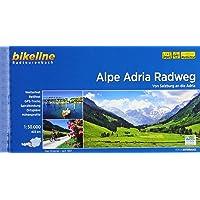 Alpe Adria Radweg: Von Salzburg an die Adria. 1:50.000, 403 km (Bikeline Radtourenbücher)