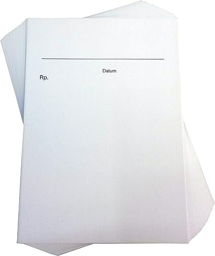 Arztrezept Privatrezept Blocks Rezept Vordruck Arzt 90g//m² 22329 Papier