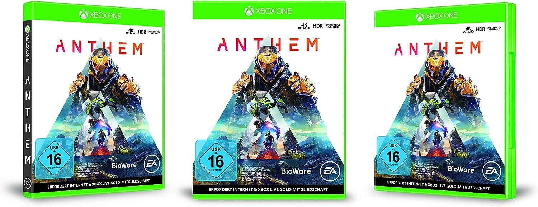 Anthem - Standard Edition - Xbox One [Importación alemana]: Amazon ...