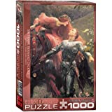 Eurographics La Belle Dame Sans Merci by Sir Frank B. Dicksee Puzzle (1000 Pieces)