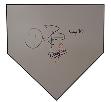 Surprising Los Angeles Dodgers Dave Roberts Autographed Hand Signed Download Free Architecture Designs Rallybritishbridgeorg