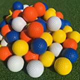SkyLife Practice Golf Balls, Soft Foam Golf Balls for Indoor Outdoor Backyard Training