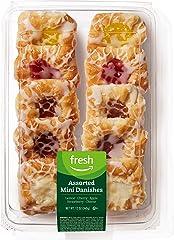 Fresh Brand – Assorted Mini Danishes, 12 oz (10 ct)