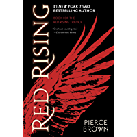 Red Rising (Red Rising Series Book 1) book cover