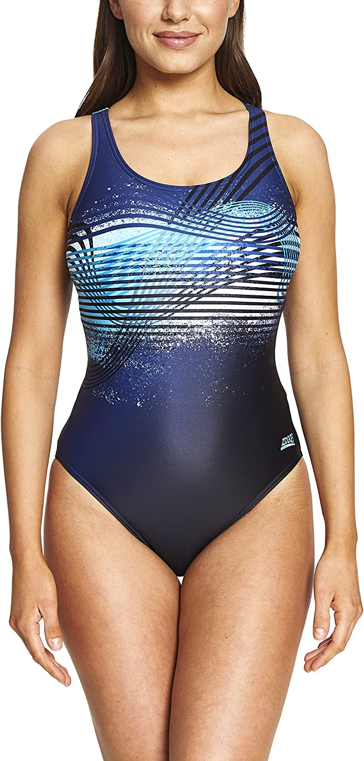 Zoggs Women's Empower Actionback Eco Fabric One Piece