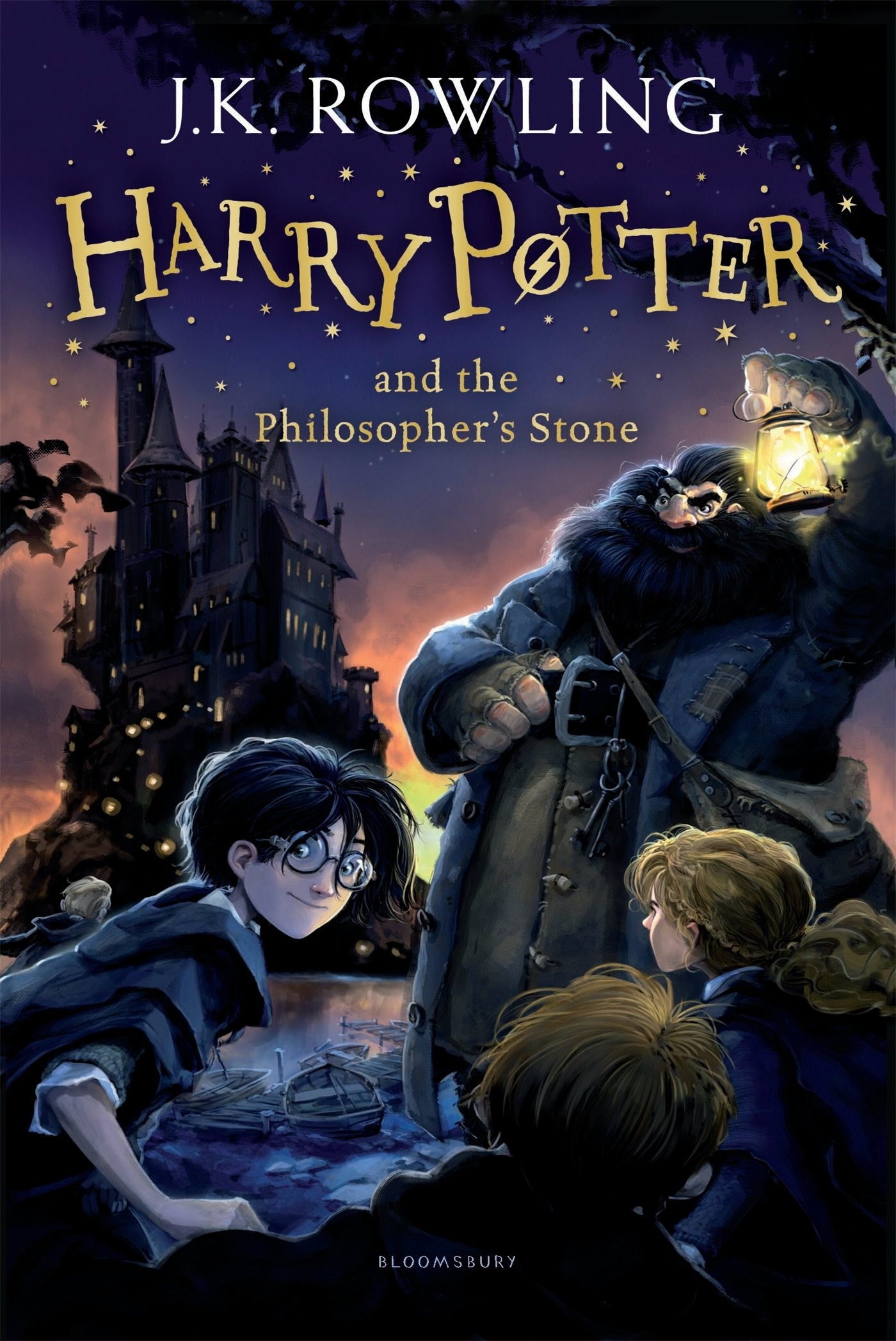 Harry Potter and the Philosopher's Stone: Rowling J.K.: 9781408855652:  Amazon.com: Books