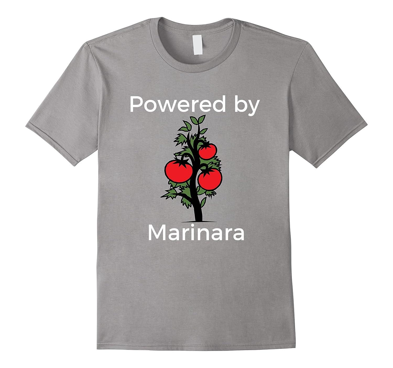 Powered by Marinara - Spaghetti Pasta Tomato Sauce Lover-CD