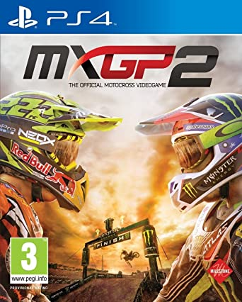 Amazon.com: MXGP 2: The Official Motocross Video Game [PlayStation 4, PS4]: Video Games
