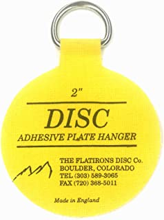 Invisible English Plate Hanger Disc--2 Inch (For Plates 4 to 6 Inches  sc 1 st  Amazon.com & Amazon.com: 5pcs Stainless Steel Wall Hanger Fastener for Ceramic ...